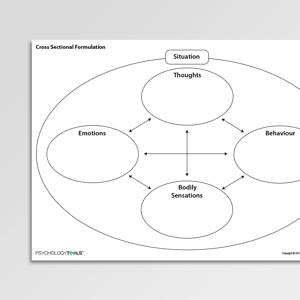cross sectional formulation worksheet pdf psychology tools. Black Bedroom Furniture Sets. Home Design Ideas