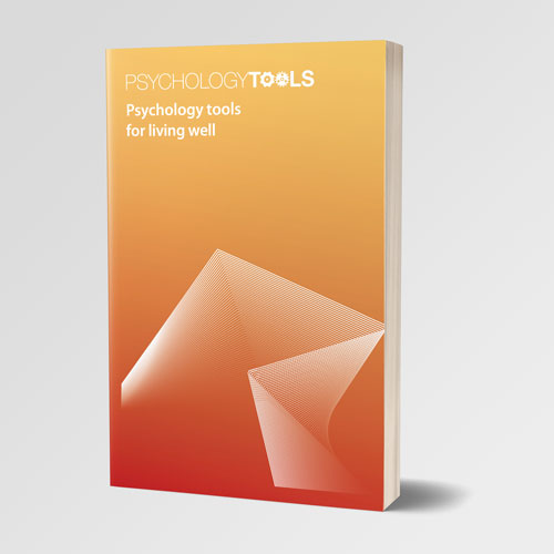 Psychology Tool for Living Well