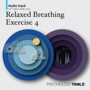 Relaxed Breathing Exercise 4 Audio