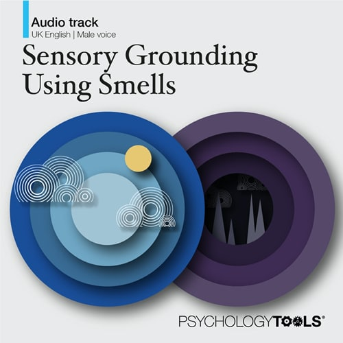 Sensory Grounding Using Smells Audio