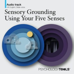 Sensory Grounding Using Your Five Senses Audio