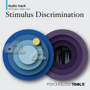 Stimulus Discrimination Audio
