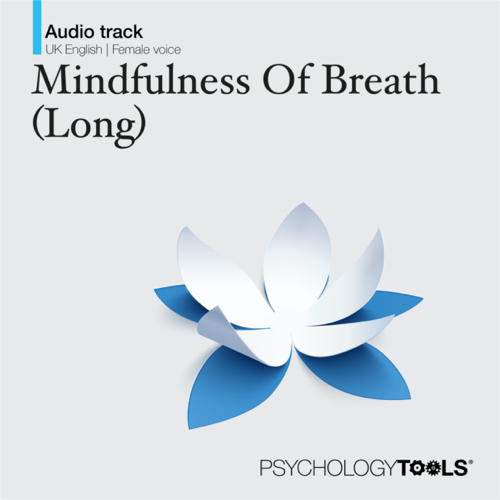 Mindfulness Of Breath (Long Version) - Mindfulness Exercise