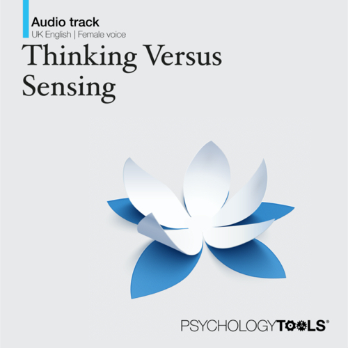 Thinking Versus Sensing - Mindfulness Exercise